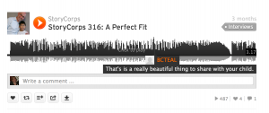 soundcloud annotation