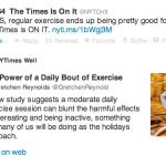 NYT On It