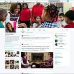 twitter michelle obama
