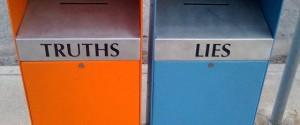 3 truths and a lie, career edition