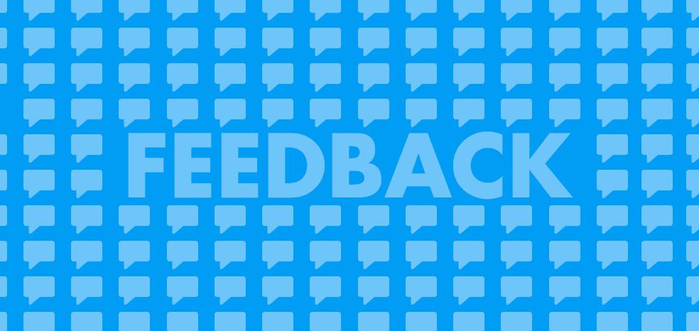 Feedback-984