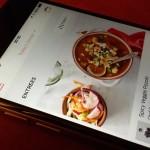 munchery app interface
