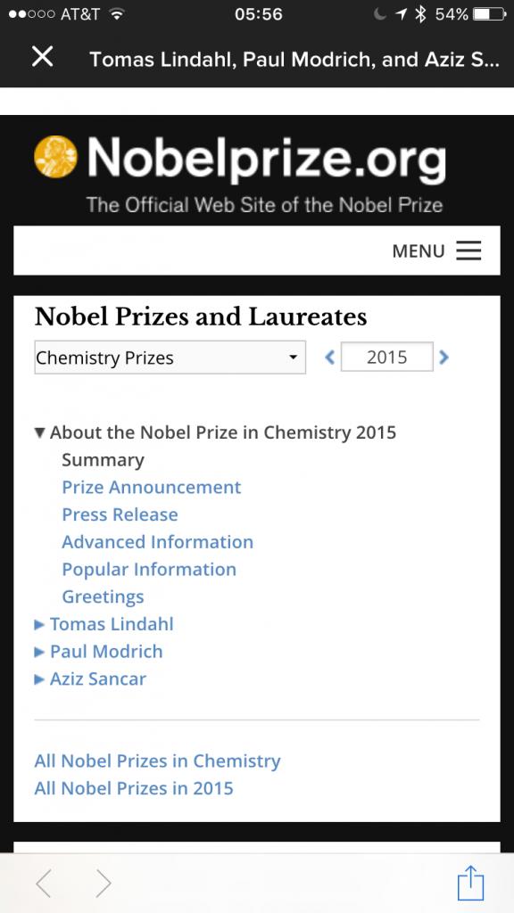 nobel prize Buzzfeed