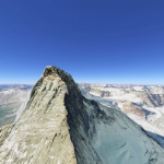 Matterhorn in Google Earth VR
