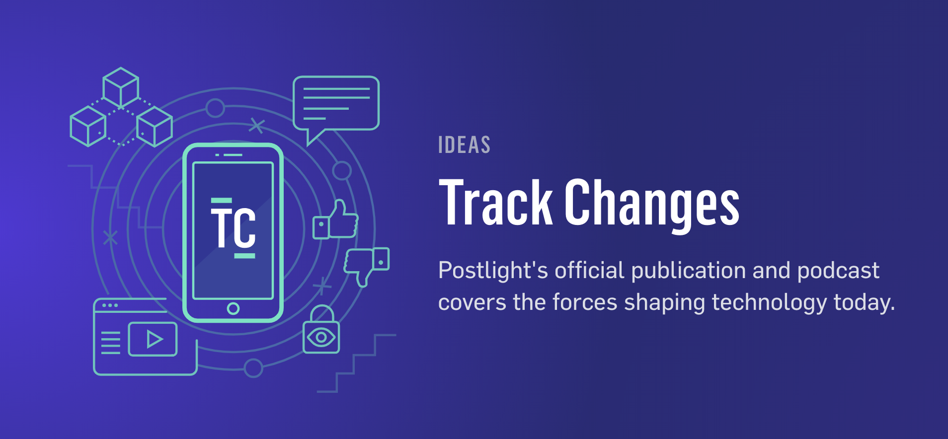 track changes podcast
